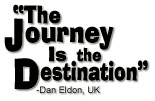 The Journey Is the Destination - Dan Eldon, UK